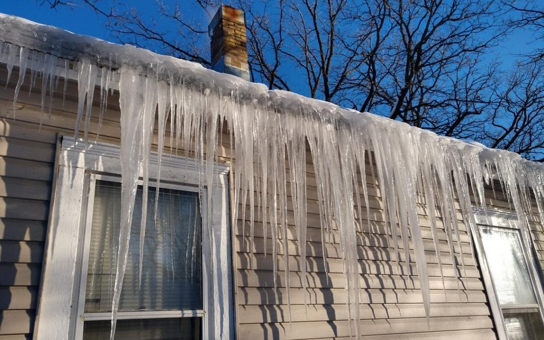 Can Icicles and Ice Dams Damage Your Home