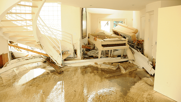 Can Wet Carpet and Drywall be Rescued after Water Damage?
